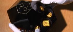 Казахстанец продает шоколад по 14 тысяч долларов за коробку