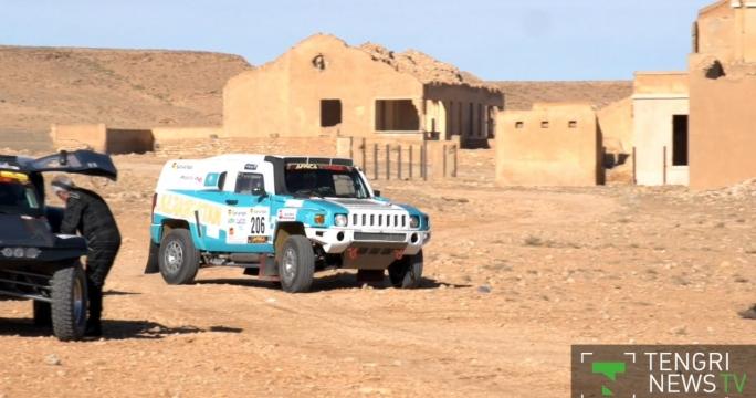 В Марокко стартовал знаменитый ралли-рейд Africa Eco Race-2014
