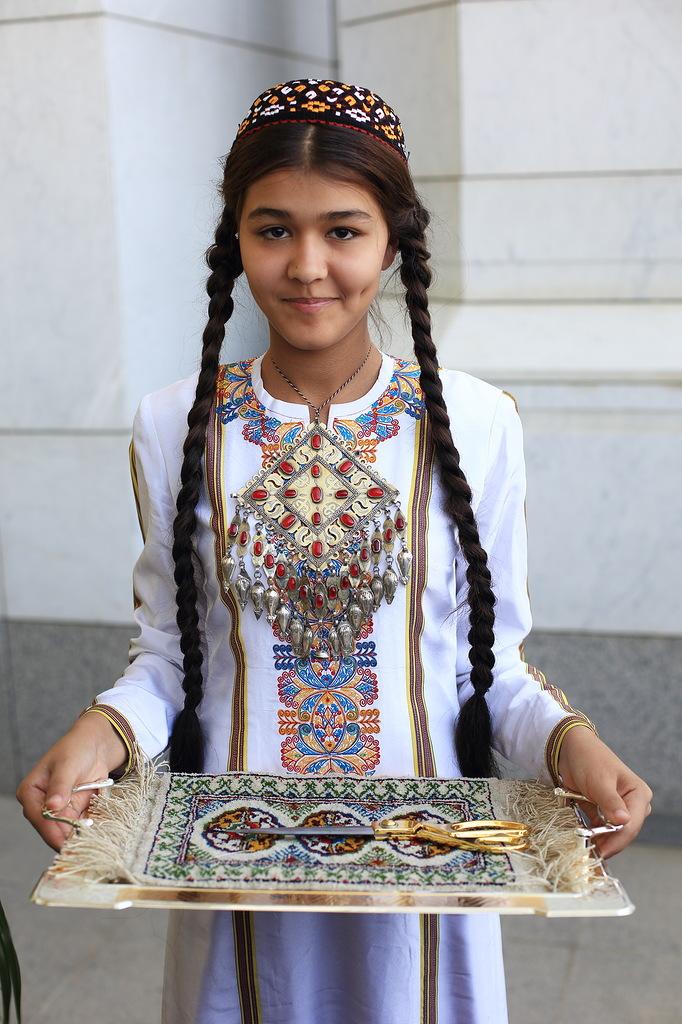 Знакомство Туркмения