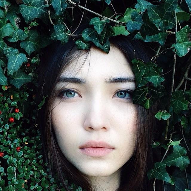 Рыжие казашки фото