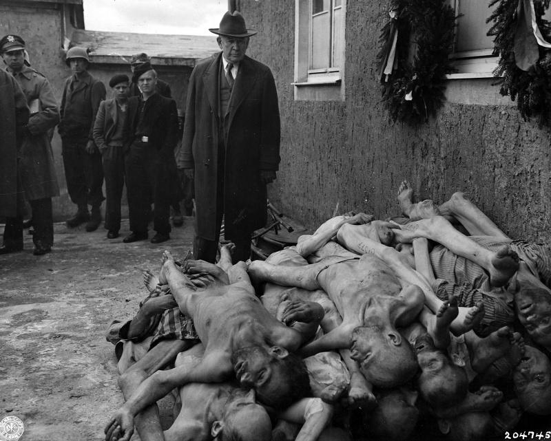 Жизнь и смерть в нацистских концлагерях.