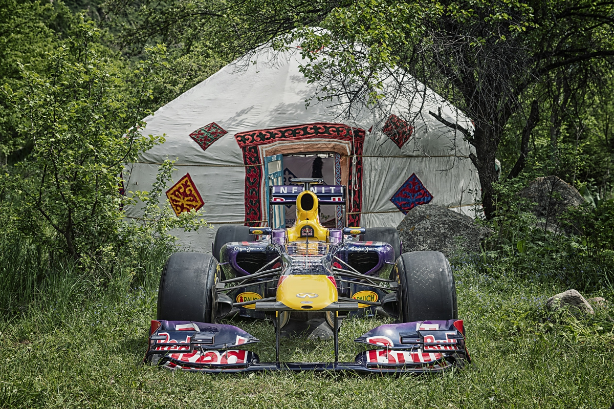 F1 Coulthard, Ukrainian drifters and ultimate need for ...