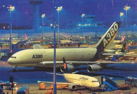 EASA назвало возможную причину отказа двигателя A380 компании Qantas.