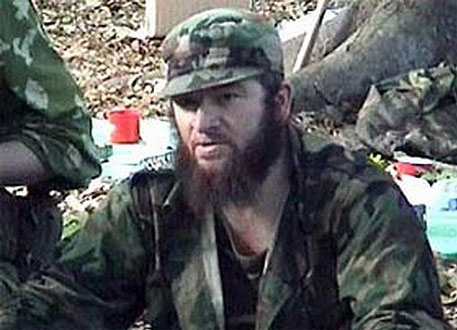 Доку Умаров. Фото с сайта russianboston.com