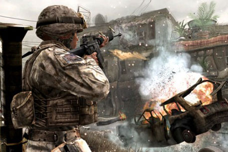Скриншот игры Call of Duty: Modern Warfare 2. Фото с сайта gamernode.com