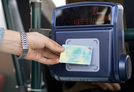 По словам Иванова, оплата за проезд.  На 200 экологически чистых автобусах планируется установить специальные...