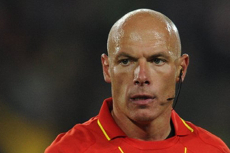Ховард Уэбб (Howard Melton Webb). Фото <a >©AFP</a>