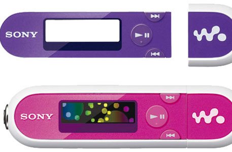 Sony Walkman NW-E042. Фото с сайта mobizer.ru