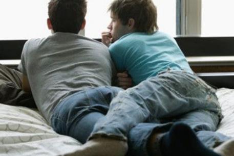 спящие русские геи