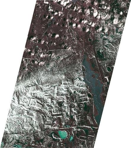 караганда фото со спутника вот
