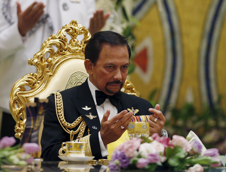 Роскошная свадьба сына султана брунея