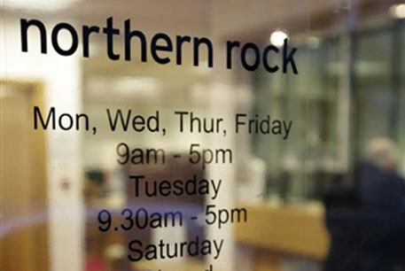 Банк Northern Rock. Фото <a >©AFP</a>