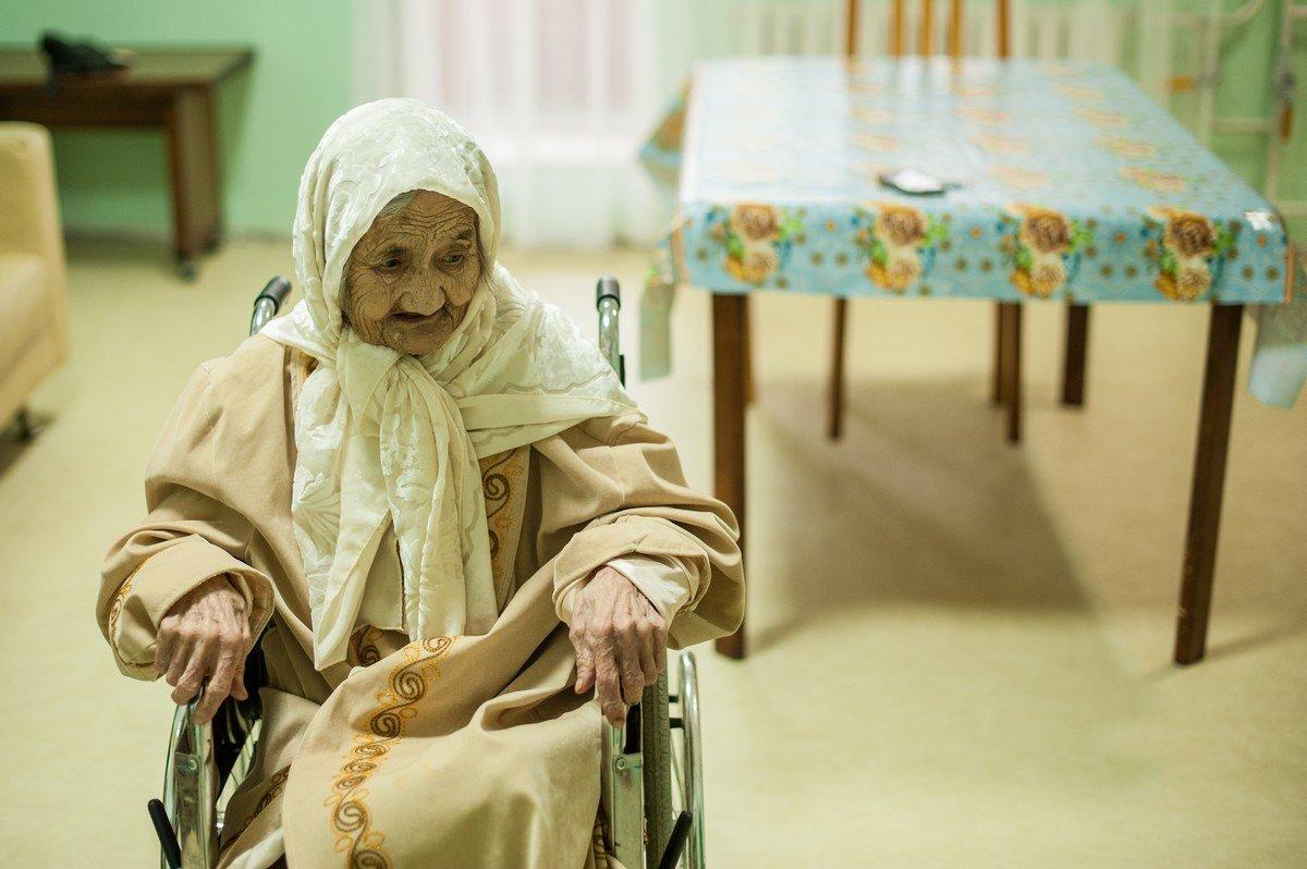 организация по уходу за лежачими больными