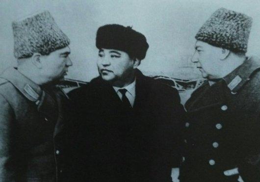 К столетию Касыма Кайсенова