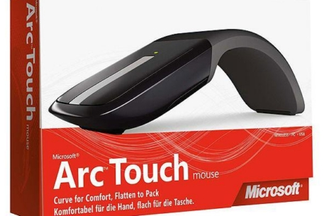 Arc Touch Mouse. Фото из архива Vesti.kz