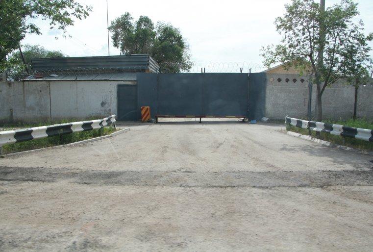 Воинская часть № 6655 Нацгвардии, где 5 июня преступники устроили перестрелку с воинским нарядом и прибывшими сотрудниками полиции.
