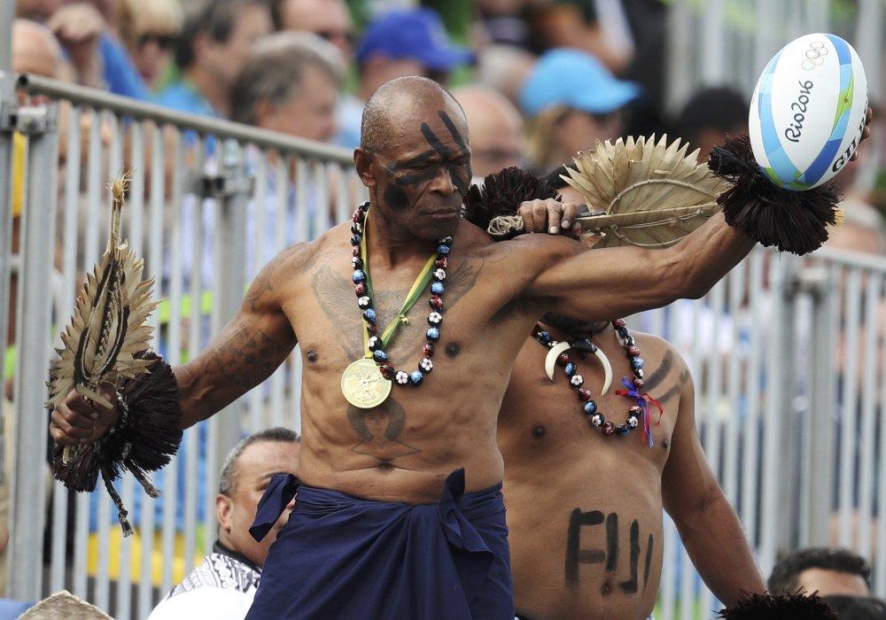 при форма кубинских атлетов в рио фото для