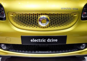Smart ForTwo Electric Drive. © REUTERS