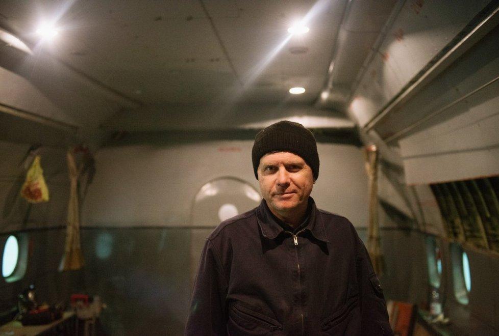 <p>Специалист из Украины Юрий Богдан не первый раз в Казахстане, но впервые в Астане. До этого приходилось делать техосмотр самолетов в Алматы.</p>