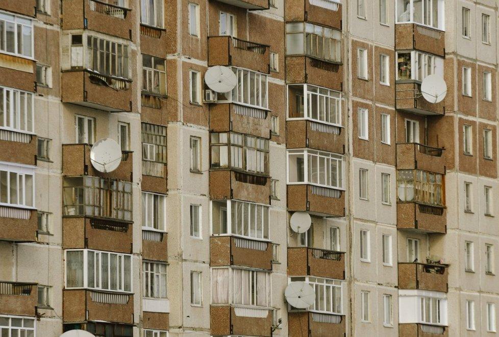 <p>Кстати, о строительстве. С советского времени и до настоящего момента в городе не возводили новые дома.</p>