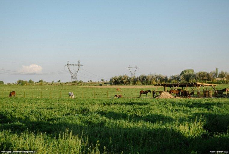 В окрестных селах есть много удивительных мест.