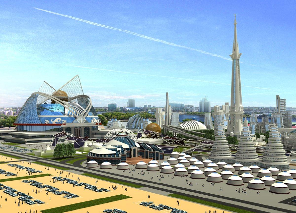 будущий казахстан в картинках буквальном