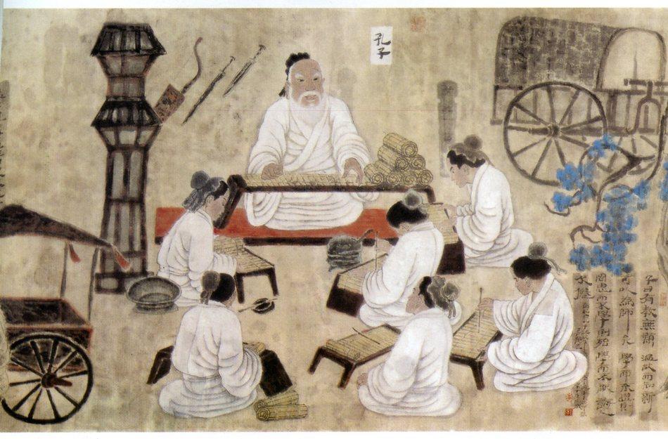 discusses confucius contributions in the humanities by Spoc-study park of confucius adalah kelompok belajar yang dilandasi oleh cita-cita confucius dimana belajar itu tidak dibatasi dimensi waktu, tempat, ruang, bahwa belajar bisa dilakukan oleh manusia sepanjang hidupnya tanpa melihat usia.