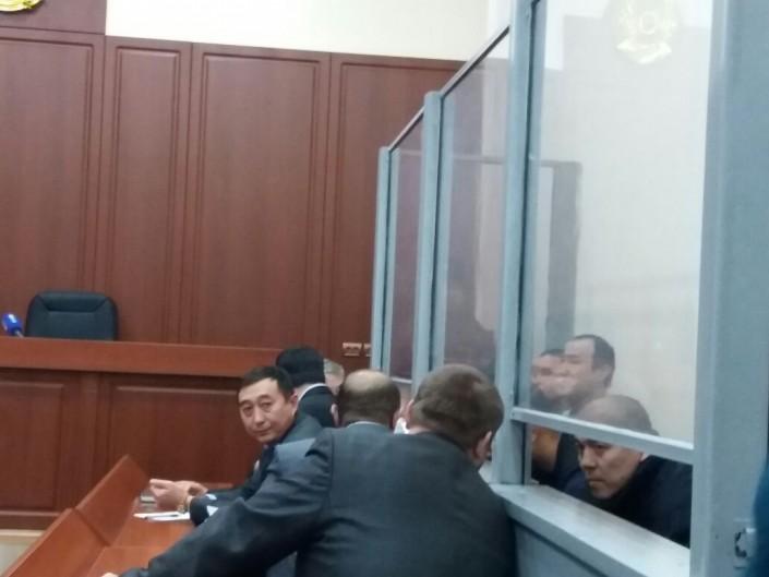 Планировавшим напасть на русских военных вКазахстане вынесли вердикт