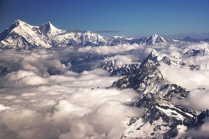 ВГималаях нашли тела пропавших 16 лет назад альпинистов