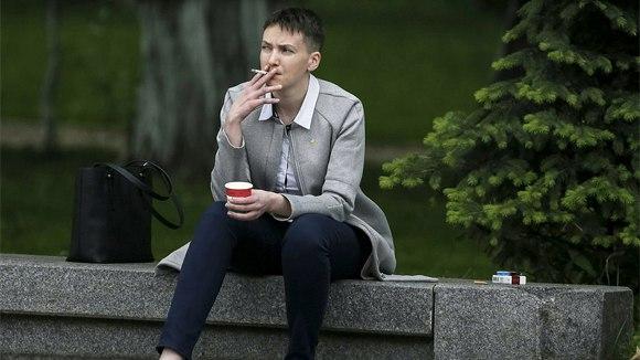 Савченко впервые выступила в Раде: Я вернулась
