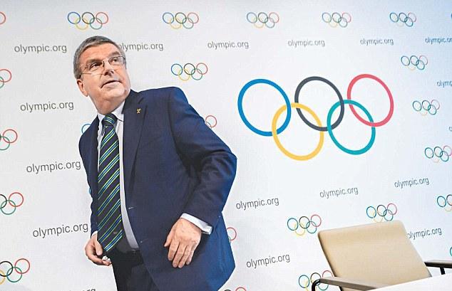 МОК принял решение об участии России в Олимпиаде-2016