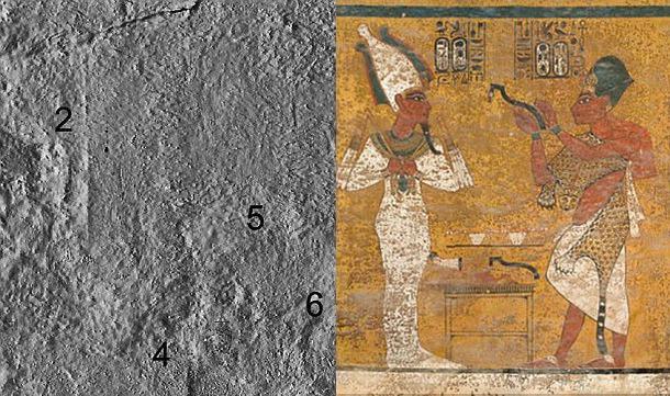 Власти Египта сообщили оботсутствии потайных комнат вгробнице Тутанхамона