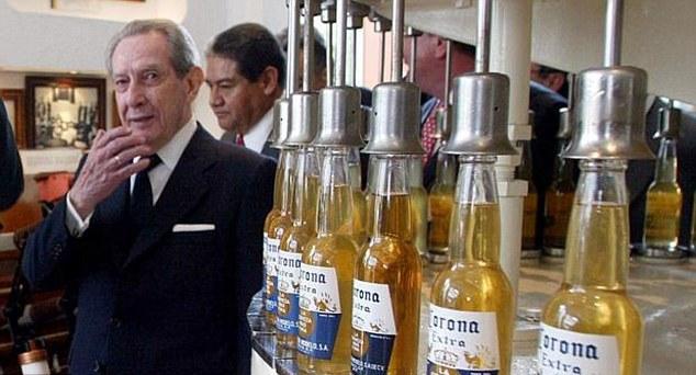 Пивной монарх изМексики завещал односельчанам по2,6 млн долларов