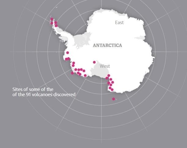 В толще Антарктиды сделали находку, которая угрожает человечеству