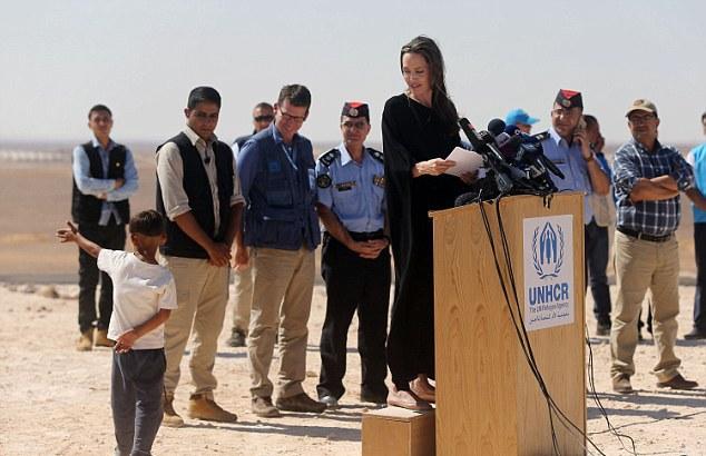 Брэд Пит невыдержал политических амбиций супруги впредставительстве международной организации ООН