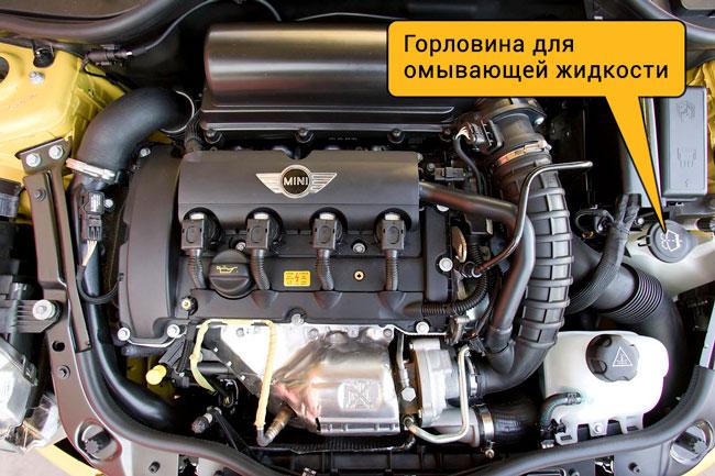 Что произойдет, если залить вдвигатель омывающую жидкость вместо масла
