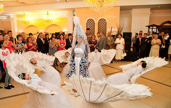 лучшие свадебные прически петропавловск казахстан