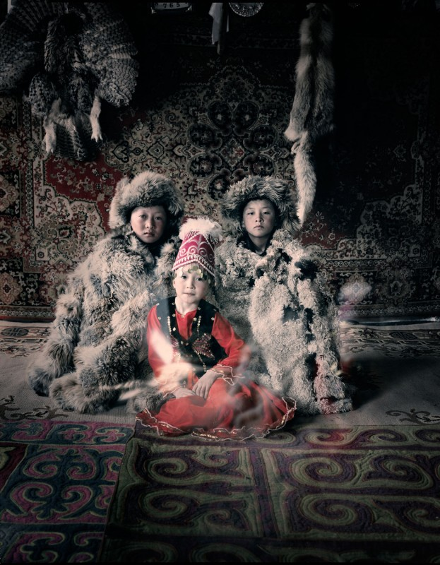 Секс у древних казахов