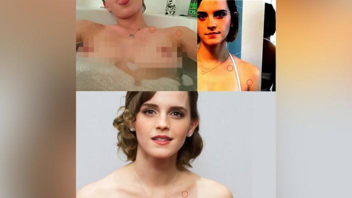 слили в сеть новые голые фото