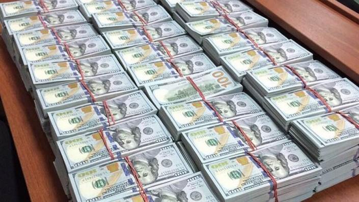 новости масквы задержание сотрудника найдено одна тона тристо килограм денег