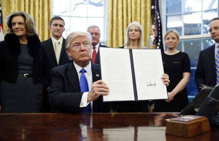Иран вызвал представителя интересов США для протеста против иммиграционных ограничений
