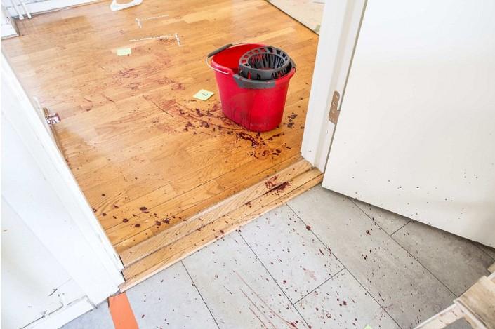 СМИ выложили фото с места громкого убийства девушки в Швеции
