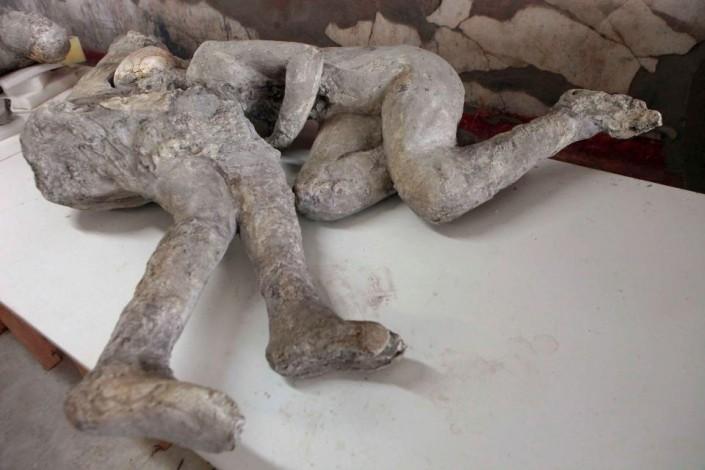 Ученые Раскрыли Интимную Тайну Знаменитых Мумий Из Помпеи -3088