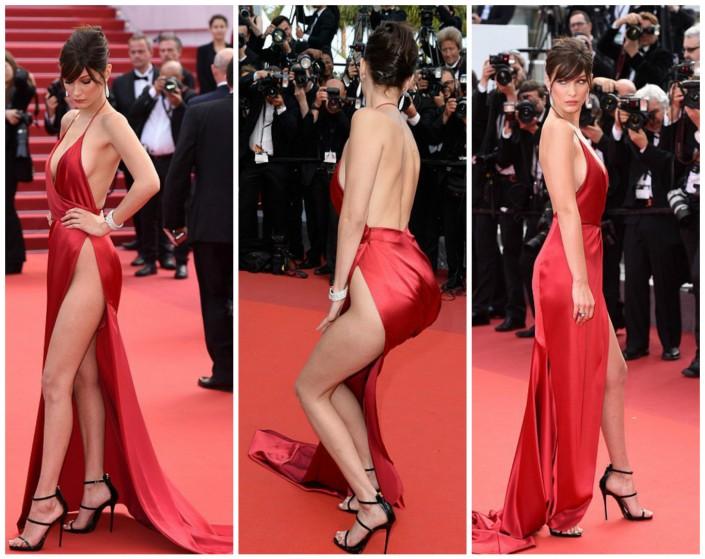 Самое сексуальное платье звёзд