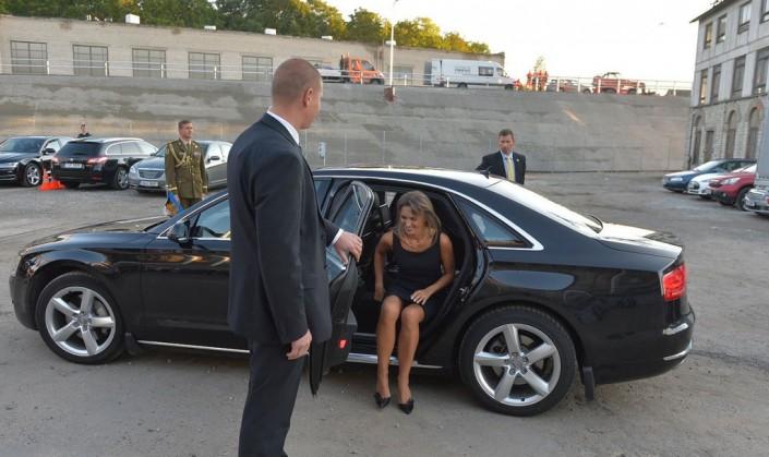 62-летний президент Эстонии женится на 38-летней латвийской чиновнице