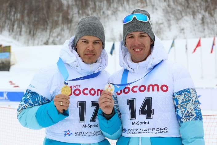 Биатлонист Савицкий принес Казахстану золото вмасс-старте Азиады