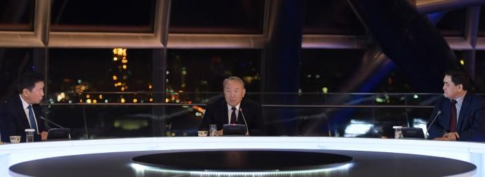 назарбаев