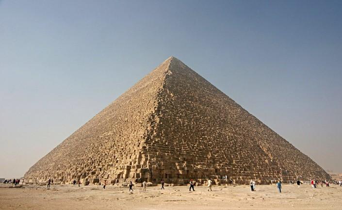Метеоритный трон и портал в иной мир: эксперты рассказали, что скрывается в тайной комнате пирамиды Хеопса