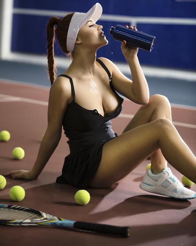 горячие фотки спортсменок - 13