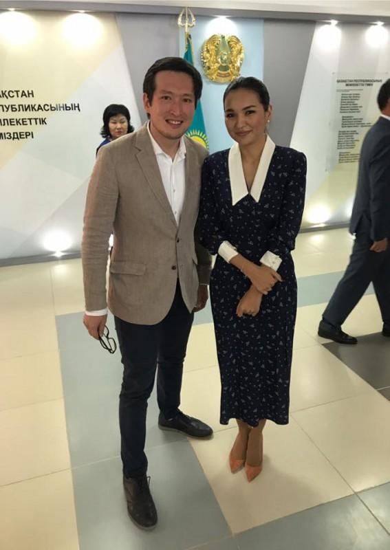Дочь Имангали Тасмагамбетова сделала подарок на миллиард